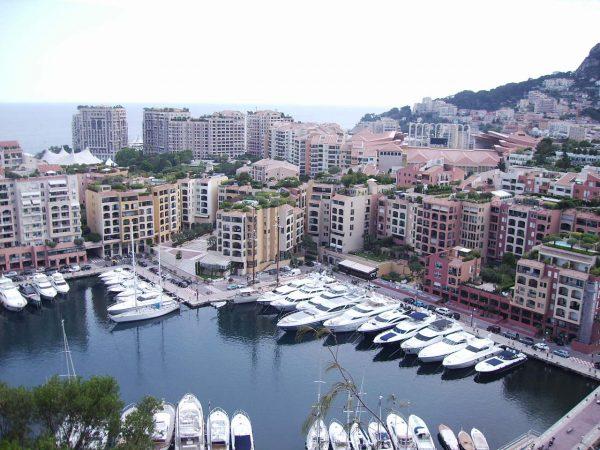 Monaco_Port Fontvieille